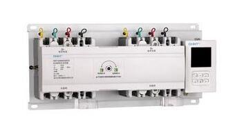 飞腾CM1塑壳型末端式CB级双电源切换开关