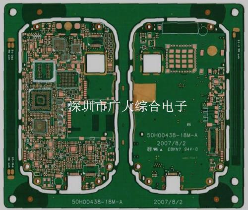 专业多层电路板、盲埋孔板、HDI电路板、加工定制