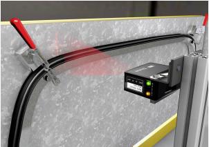 堡盟基于高度测量的橡胶密封件质量控制
