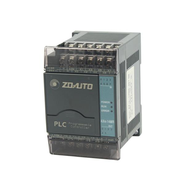 微型可编程控制器AX1S-14MR-001