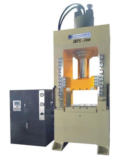 上海伺服框架导轨式拉伸油压机厂家图片|伺服油压机规格|伺服油压机参数|伺服油压机属性