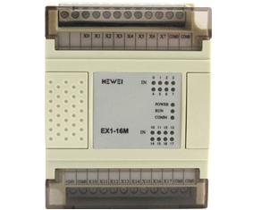 科威PLC EX1-16M