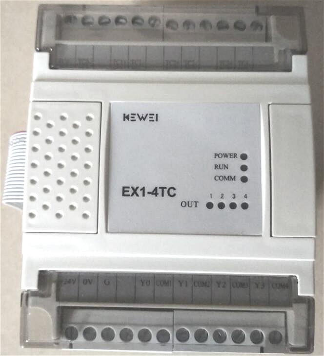 科威KEWEI EX1-4TC PLC擴展模塊