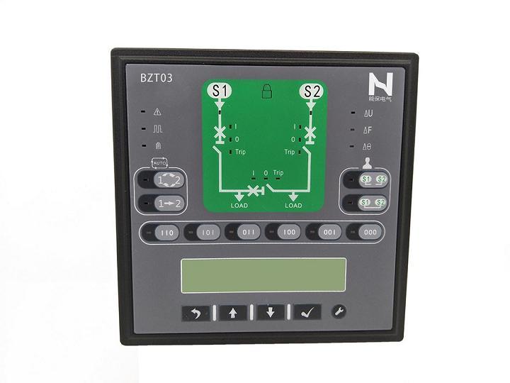 厂家南京能保BZT03自动电源转换系统进线备自投母联备自投双电源切换