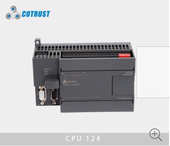 CPU124,24点,继电器输出 (114-1BD20-0X24)
