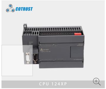 CPU124XP,继电器输出 (114-1BD20-0620)