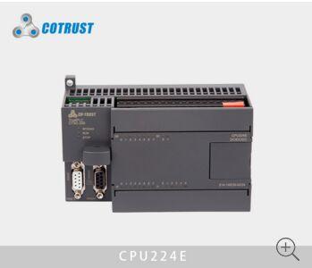 CPU224E,24点数字量,晶体管(214-1AE33-0X24)