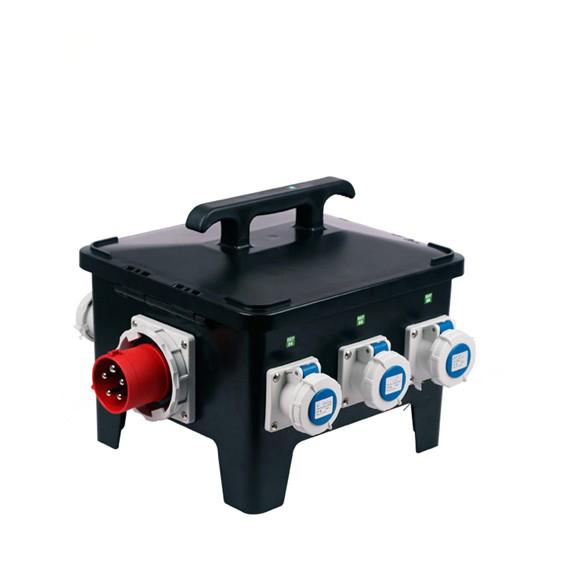 MENNEKES 曼奈柯斯工业防水检修箱电源动力配电箱电气密封塑料插座箱控制箱