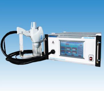 觸摸式全智能靜電放電發生器ESD61002T