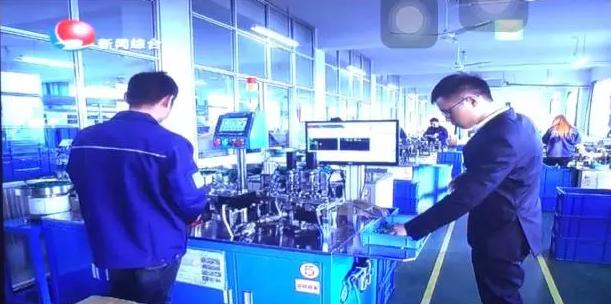 科发电子近日接受慈溪电视台采访