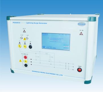 触摸式全智能雷击浪涌发生器PSUG6010(高端实验室专用)