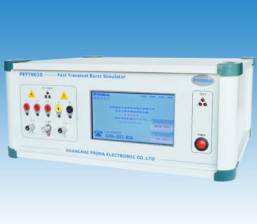触摸式全智能脉冲群发生器PEFT6010/PEFT6030(高端实验室专用)