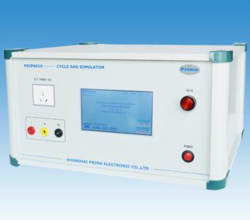触摸式周波跌落发生器PDIP6010(高端实验室专用)