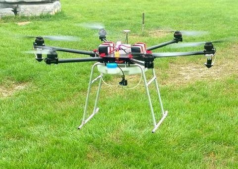 农业机器人或成田间地头标配