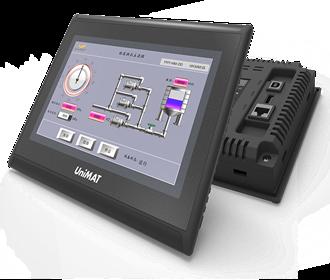 億維UH300系列觸摸屏-10寸帶以太網