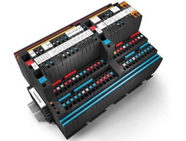 魏德米勒将控制电压分配提升至新高度