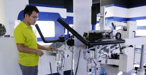 投资20亿!哈工大机器人项目落户合肥