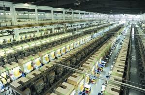 一核一环+组团发展 工业机器人松山湖打造智能装备产业核心区