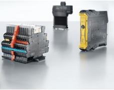 魏德米勒继电器和固态继电器