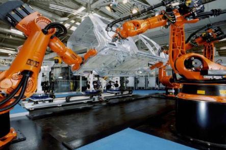 深圳机器人产业产业链初具规模 迎来黄金发展期