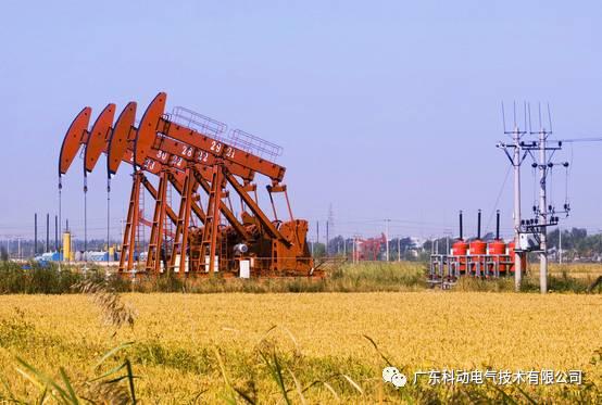 科动变频器在油田行业的成功应用