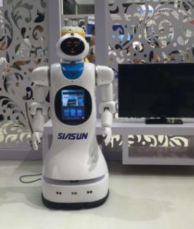 投资103亿!石家庄机器人产业园项目启动签约仪式