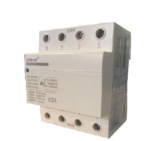 三相导轨式 线路保护开关 过电压欠电压保护器ASJ10-GQ-3P 50A