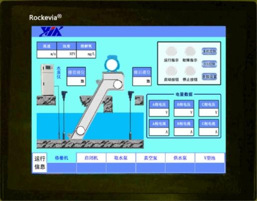 装备制造用综合智能测控终端 厂家直销综合智能控制终端