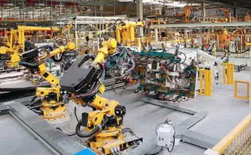 5亿!顺德拟设立机器人智能制造发展专项资金