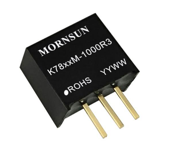 K78M-1000R3系列小体积非隔离DC-DC电源模块