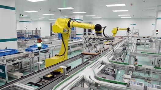 国产工业机器人产业核心竞争力不强