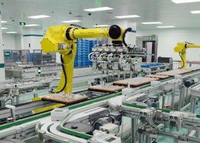 云化机器人市场迎拐点 2020年全球总出货量将达到5000万