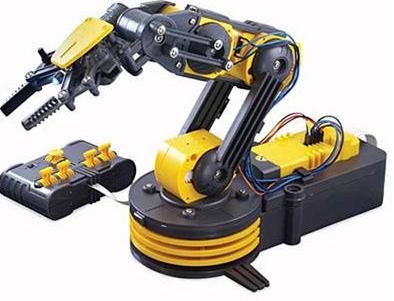 """工业机器人""""跑步""""进车间 核心竞争力不强仍是大问题"""