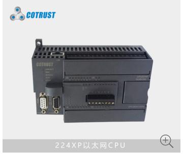 224XP以太网CPU,晶体管输出(214-2AD41-0324)
