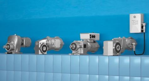 高效卫生:IE4超高效光滑表面电机