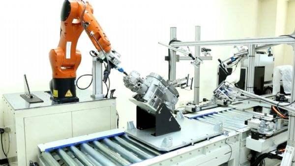 工业4.0时代制造业新趋势