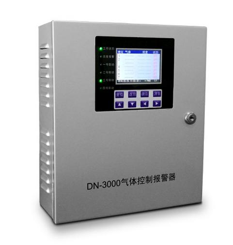 DN-3000气体控制报警器RS485转光纤传输