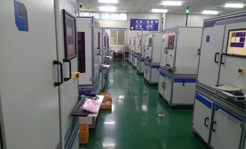 动力源于信赖,北京祐林新订购5台检测机器人正式交付使用