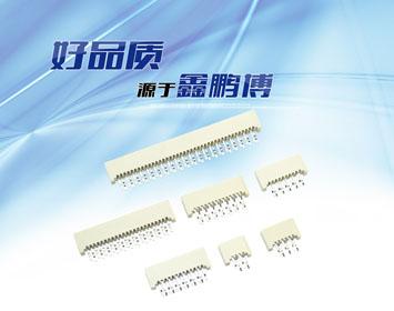 FPC连接器 FPC1.0-XP单触正脚位180°