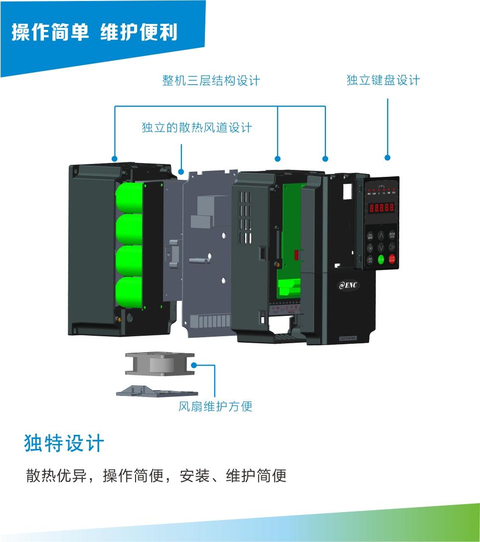 """EN500/EN600系列变频器为何江湖人称""""定水神针""""?"""