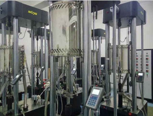 三思纵横领跑高温持久试验机,核工理化顺利通过验收