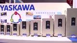 安川电机变频器2017上海工博会