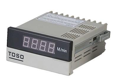 数显米速显示仪表 变频线速表