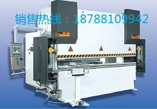 云南昆明不锈钢专用125t/4米数控折弯机价格