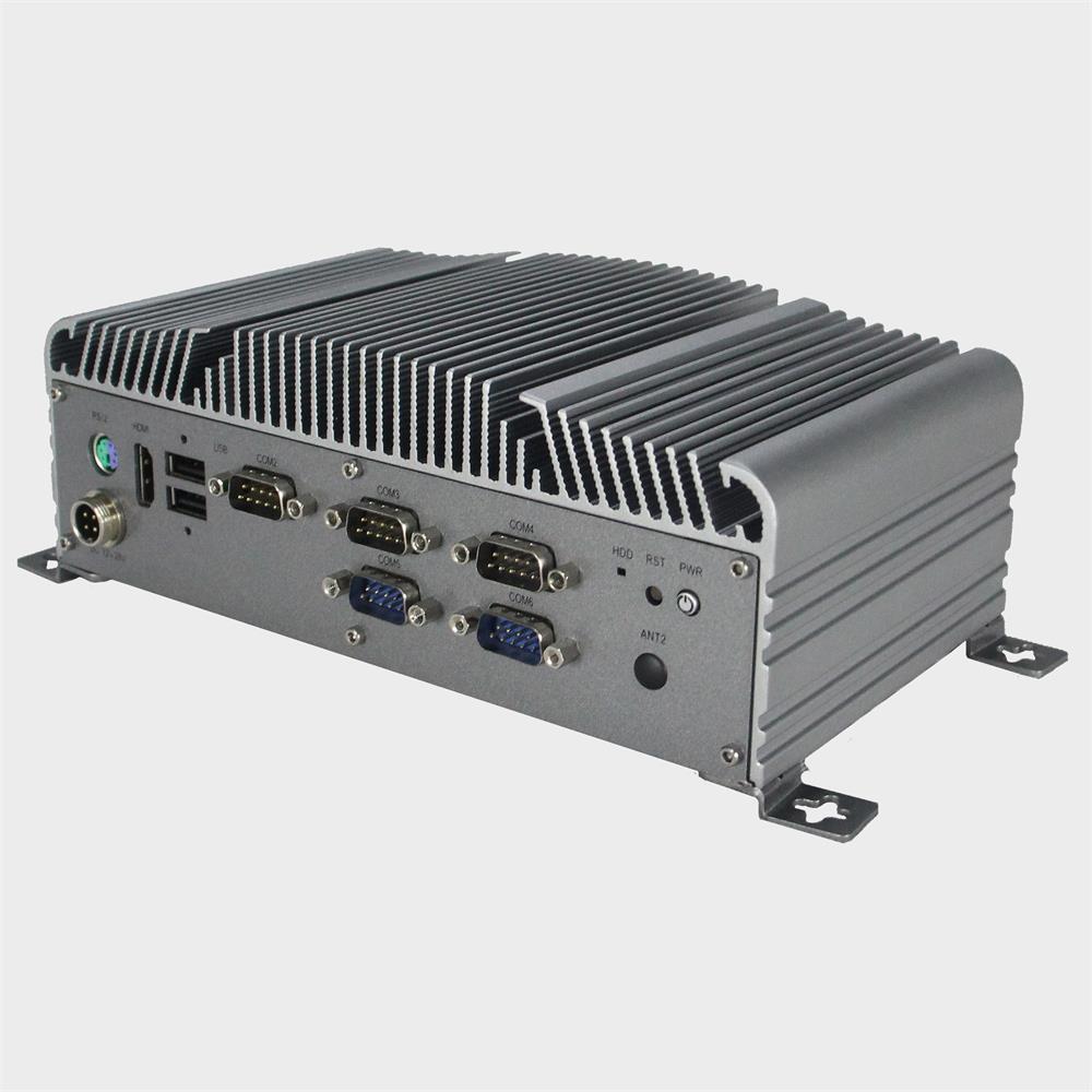 卡曼达嵌入式无风扇工业计算机