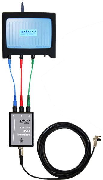 PicoDiagnostics噪音振动(NVH)套装
