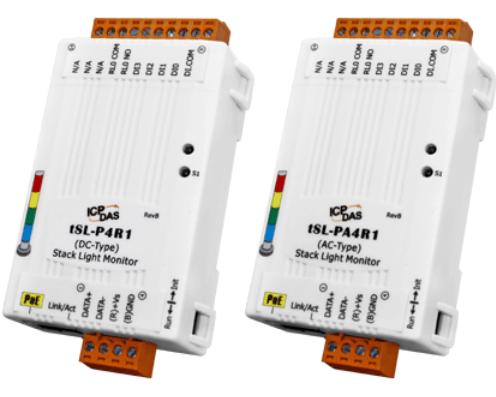 tSL-P4R1/tSL-PA4R1 三色灯监控模块