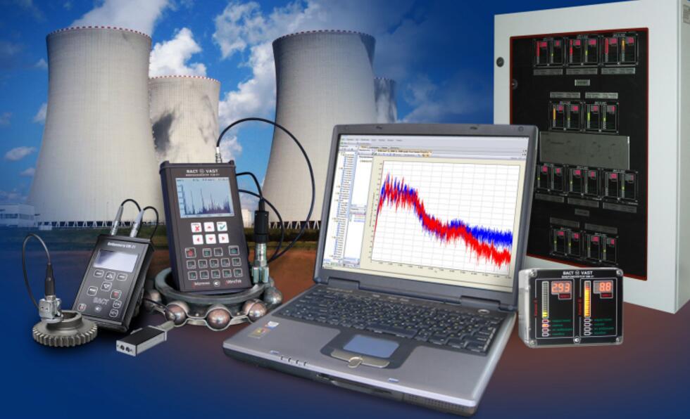 设备机械振动检测技术在国家电网中的应用