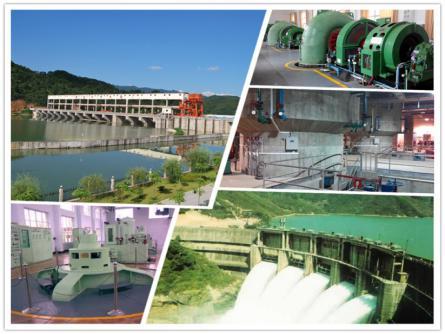 麦克公司水电自动化监测元件集成