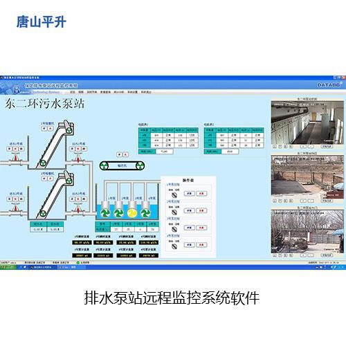 污水泵站监控、污水泵站远程监控系统